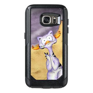 Coque OtterBox Samsung Galaxy S7 Galaxie ÉTRANGÈRE S7 de Samsung de BANDE DESSINÉE