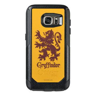 Coque OtterBox Samsung Galaxy S7 Graphique de lion de Harry Potter   Gryffindor