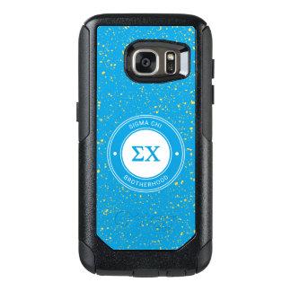 Coque OtterBox Samsung Galaxy S7 Insigne du Chi | de sigma