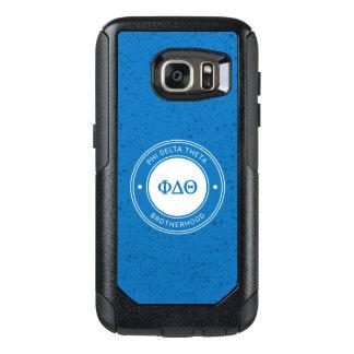 Coque OtterBox Samsung Galaxy S7 Insigne du thêta | de delta de phi