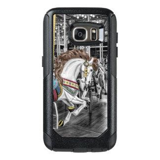 Coque OtterBox Samsung Galaxy S7 Joyeux disparaissent la photographie de carrousel