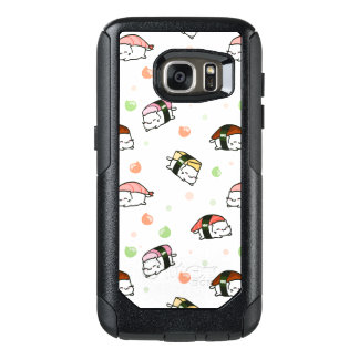 Coque OtterBox Samsung Galaxy S7 Kawaii Neko Nigiri