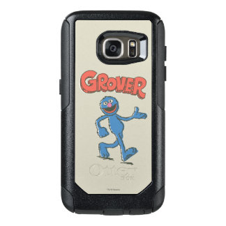 Coque OtterBox Samsung Galaxy S7 Le cru de Grover badine 2