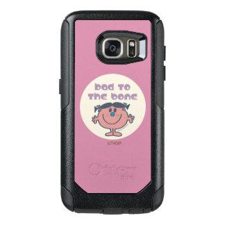 Coque OtterBox Samsung Galaxy S7 Le petit mauvais de Mlle Bad | à l'os
