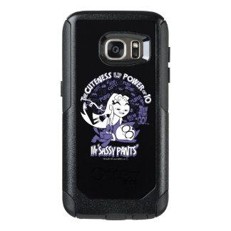 Coque OtterBox Samsung Galaxy S7 Les titans de l'adolescence vont ! | Starfire et