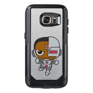 Coque OtterBox Samsung Galaxy S7 Mini cyborg 2