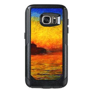 Coque OtterBox Samsung Galaxy S7 Monet-Coucher du soleil de Claude à Venise