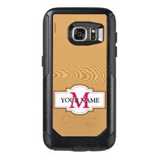 Coque OtterBox Samsung Galaxy S7 Motif veiné par bois blanc