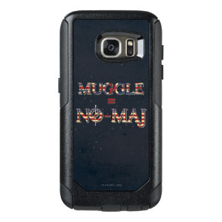 Coque OtterBox Samsung Galaxy S7 Muggle = NO--Commandant