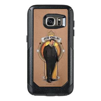 Coque OtterBox Samsung Galaxy S7 Panneau d'art déco de Jacob Kowalski