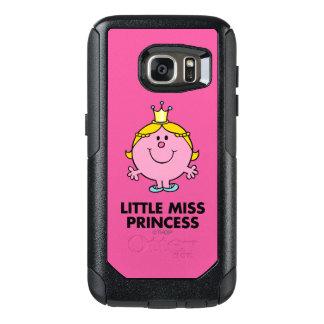 Coque OtterBox Samsung Galaxy S7 Petit arrière - plan de couronne de Mlle le
