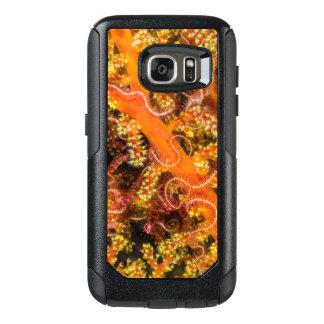 Coque OtterBox Samsung Galaxy S7 Plan rapproché d'étoile de mer