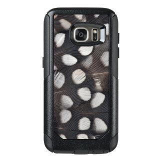 Coque OtterBox Samsung Galaxy S7 Plumes repérées de cailles de Mearns