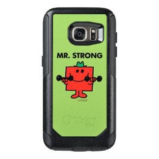 Coque OtterBox Samsung Galaxy S7 Poids de levage de M. Strong |