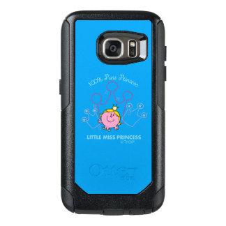 Coque OtterBox Samsung Galaxy S7 Princesse pure de 100% - le petite Mlle le