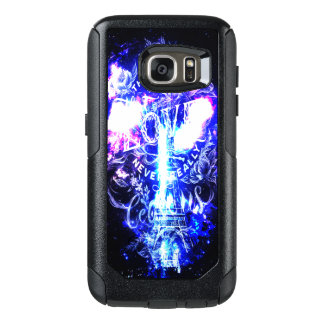 Coque OtterBox Samsung Galaxy S7 Rêves parisiens iridescents de ceux qui aiment