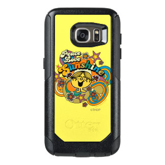 Coque OtterBox Samsung Galaxy S7 Soleil d'amour de paix