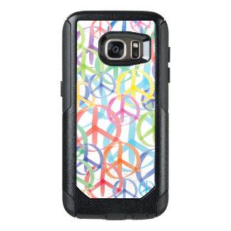 Coque OtterBox Samsung Galaxy S7 Symboles de signes de paix