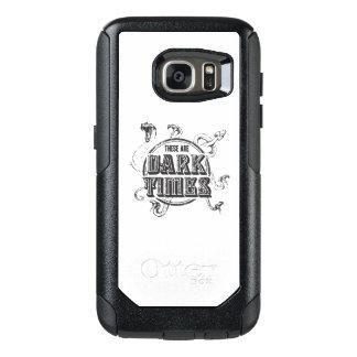 Coque OtterBox Samsung Galaxy S7 Temps d'obscurité du charme | de Harry Potter
