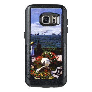 Coque OtterBox Samsung Galaxy S7 Terrasse de Claude Monet-The chez Sainte-Adresse