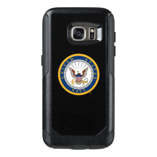 Coque OtterBox Samsung Galaxy S7 U.S. Emblème de marine de la marine |