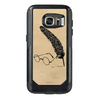 Coque OtterBox Samsung Galaxy S7 Verres et cannette de Harry Potter |