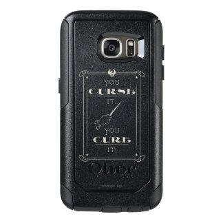 Coque OtterBox Samsung Galaxy S7 Vous le maudissez, vous le traitez