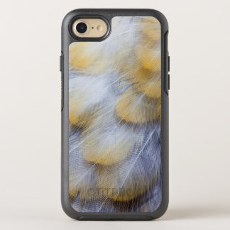 Coque OtterBox Symmetry iPhone 8/7 Abrégé sur d'or pâle plume de grive