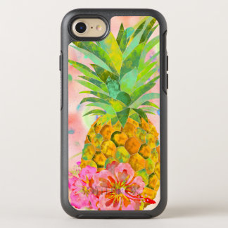 Coque OtterBox Symmetry iPhone 8/7 Ananas floral