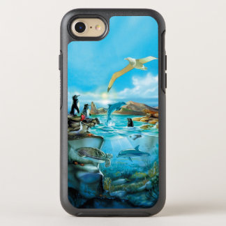 Coque OtterBox Symmetry iPhone 8/7 Animaux de Galapagos
