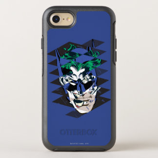 Coque OtterBox Symmetry iPhone 8/7 Batman et le collage de joker