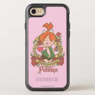 Coque OtterBox Symmetry iPhone 8/7 Bourreau des coeurs de PEBBLES™