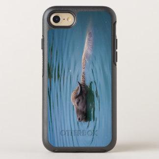 Coque OtterBox Symmetry iPhone 8/7 Buffalo d'eau de natation