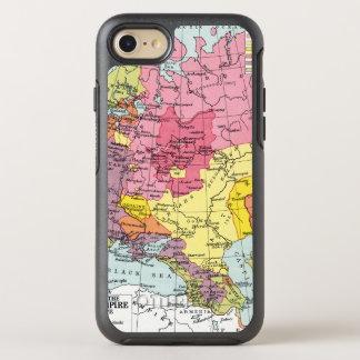 COQUE OtterBox SYMMETRY iPhone 8/7 CARTE : EXPANSION DE LA RUSSIE