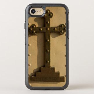 Coque OtterBox Symmetry iPhone 8/7 Croix religieuse chrétienne, Irak