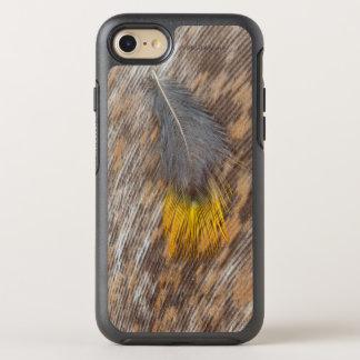 Coque OtterBox Symmetry iPhone 8/7 De plume toujours la vie grise