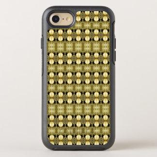 Coque OtterBox Symmetry iPhone 8/7 Déclaration gitane de bohémien de pièce de monnaie