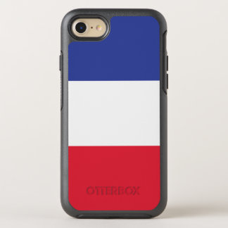 Coque OtterBox Symmetry iPhone 8/7 Drapeau français
