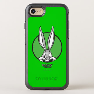Coque OtterBox Symmetry iPhone 8/7 Icône pointillée de ™ de BUGS BUNNY