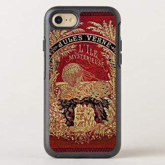 Coque OtterBox Symmetry iPhone 8/7 Jules Verne l'île mystérieuse