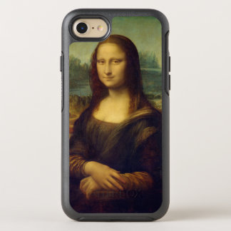 Coque OtterBox Symmetry iPhone 8/7 La Mona Lisa par Leonardo da Vinci