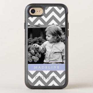 Coque OtterBox Symmetry iPhone 8/7 Le bigorneau Chevron barre le cadre de photo