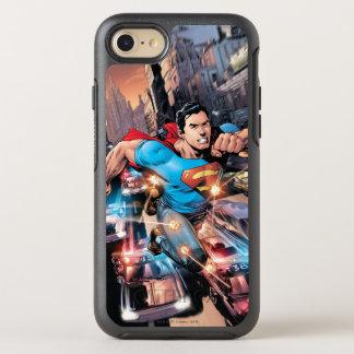 Coque OtterBox Symmetry iPhone 8/7 Les nouveaux 52 - Superman #1 2