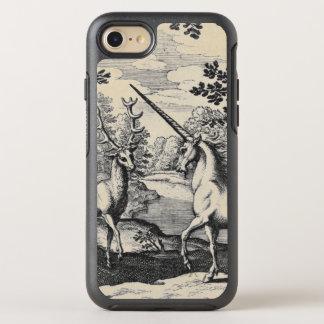 Coque OtterBox Symmetry iPhone 8/7 Licorne dans la forêt