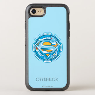 Coque OtterBox Symmetry iPhone 8/7 Logo de vitesse du S-Bouclier | de Superman