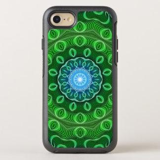 Coque OtterBox Symmetry iPhone 8/7 Mandala de croissance de cellules