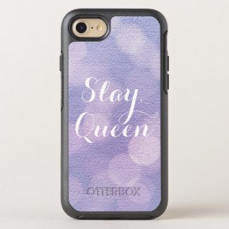 Coque OtterBox Symmetry iPhone 8/7 Massacrez, reine