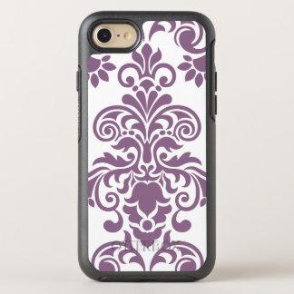Coque OtterBox Symmetry iPhone 8/7 Motif élégant de damassé de dames
