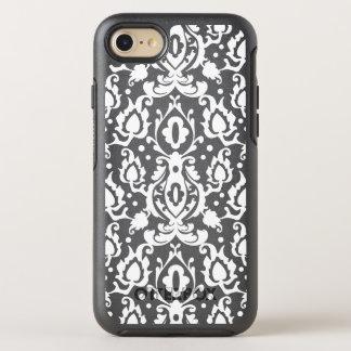 Coque OtterBox Symmetry iPhone 8/7 Motif élégant de damassé marocaine de Kasbah