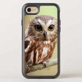 Coque OtterBox Symmetry iPhone 8/7 Petit hibou de bébé | Ontarios